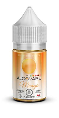 30ml SNV ALCOVAP SALT Mango