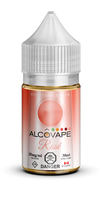 30ml SNV ALCOVAP SALT Rose