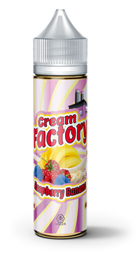50ml EU Cream Factory Raspberries Banana