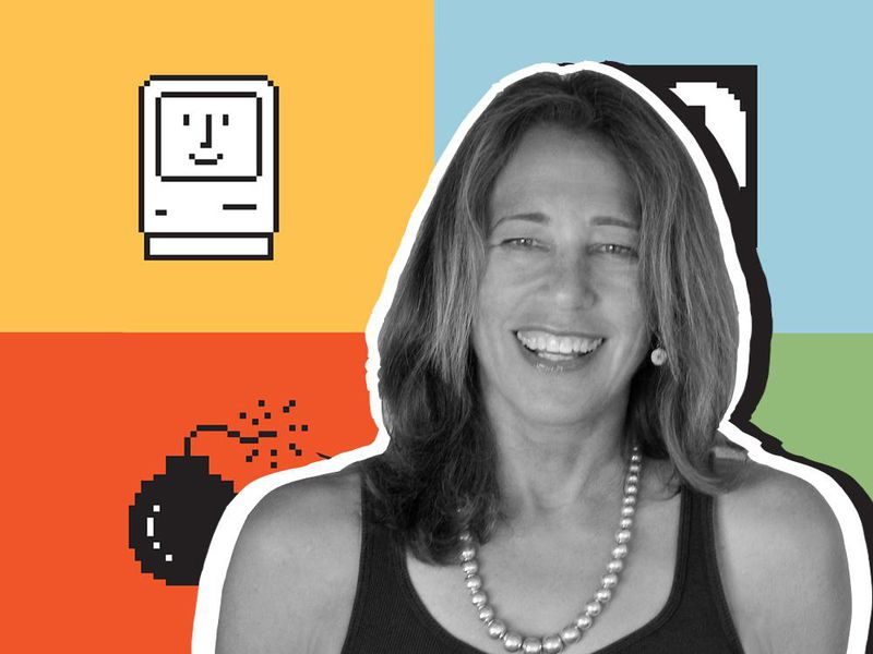 Smithsonian Magazine — How Susan Kare Designed User Friendly Icons for the First Macintosh
