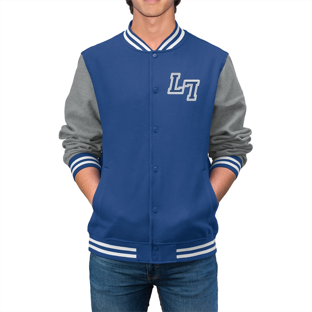 Double L Men's Varsity Jacket