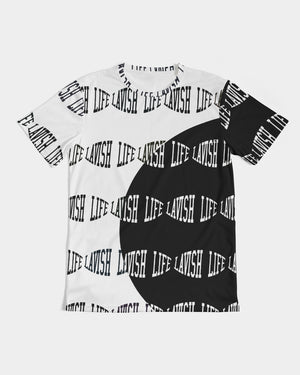 Lavish B/W Fisheye Men's Tee