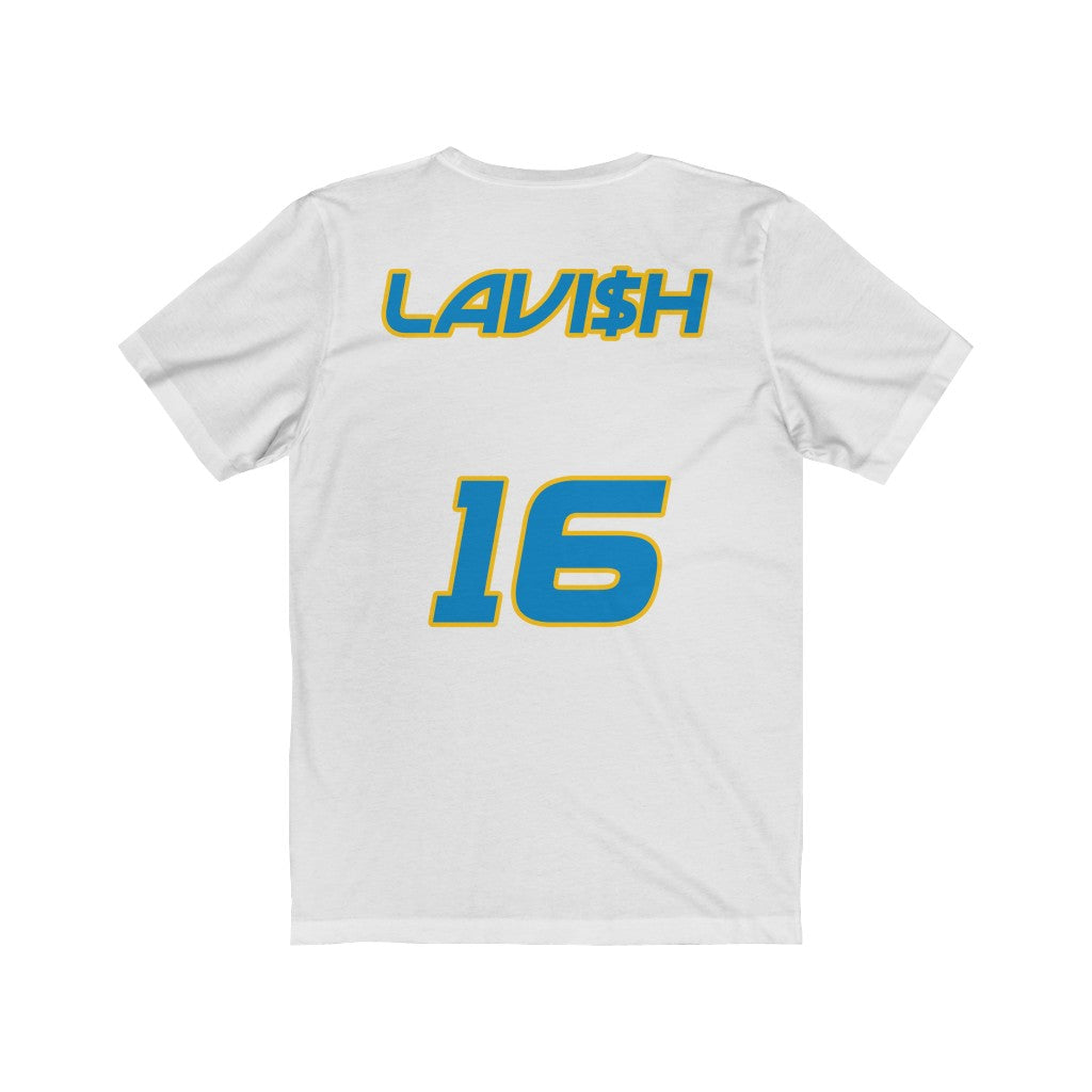 Lavish Charger Jersey Short Sleeve Tee