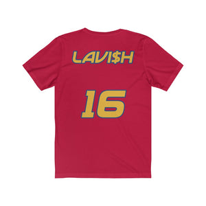 Lavish Cyclones Jersey Short Sleeve Tee