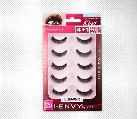 Kiss I Envy Juicy Volume 12XS Multi-Pack (KPEM12XS)