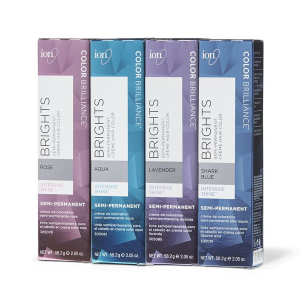 Ion - Brights Semi Permanent Hair Color