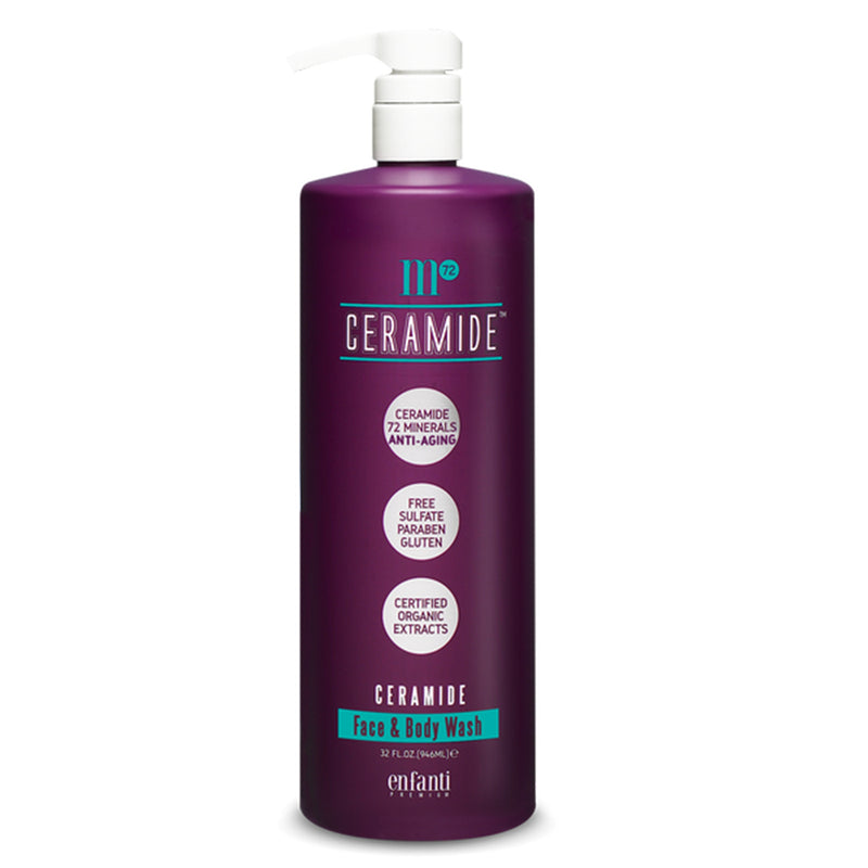 Enfanti - M72 Ceramide Face & Body Wash