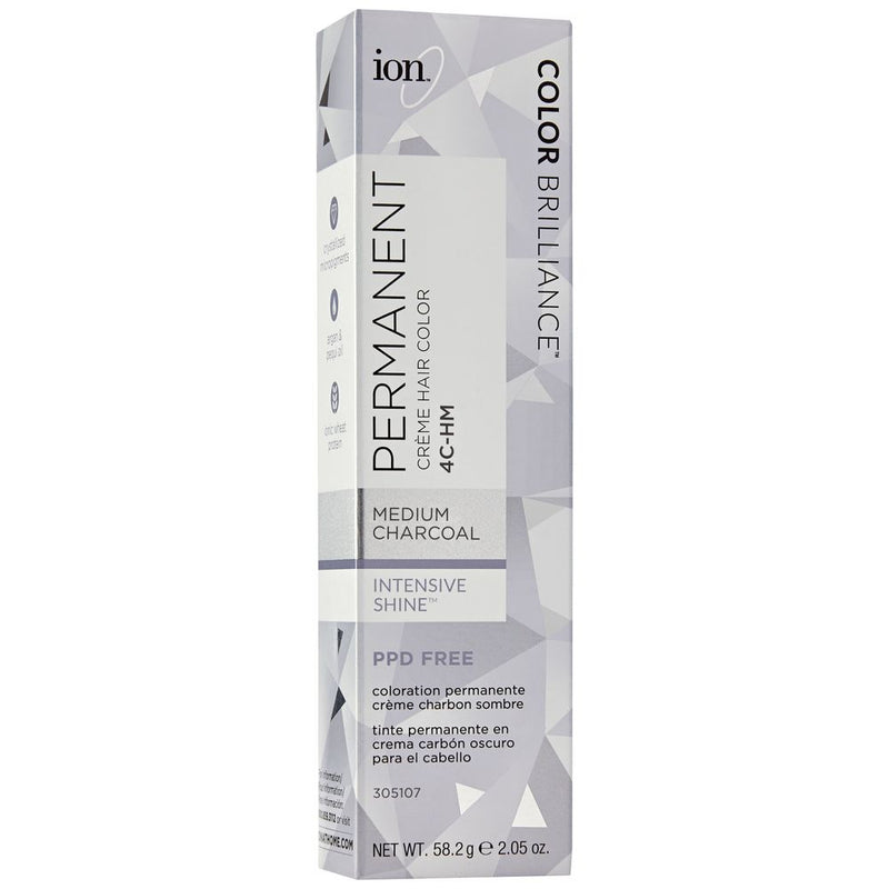 Ion - Heavy Metals Permanent Creme Hair Color
