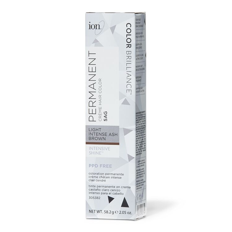 Ion - Intense Ash Shades Permanent Creme Hair Color