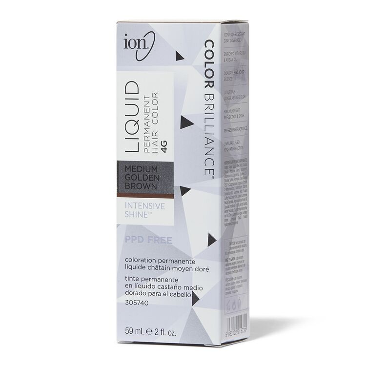 Ion - Permanent Liquid Hair Color