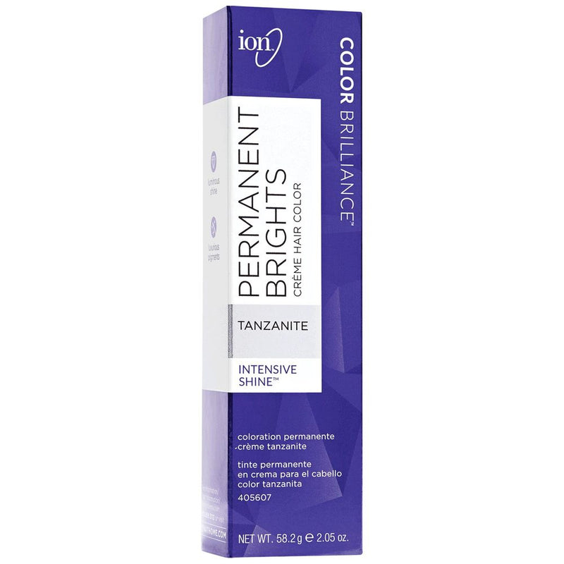 Ion - Permanent Brights Creme Hair Color
