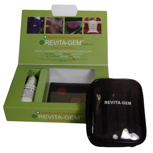 Revita-Gem - Acupuncture without Needles