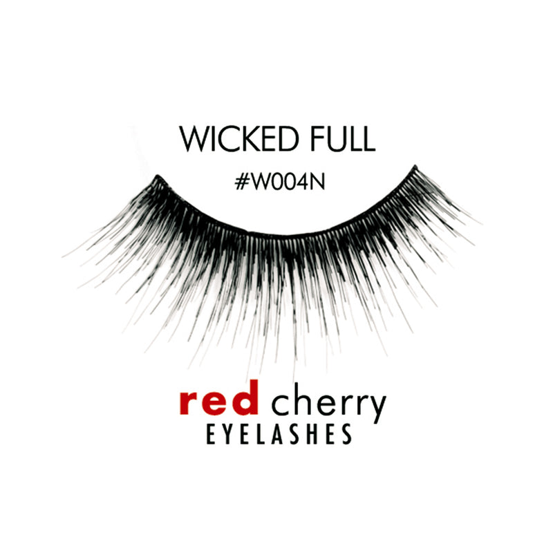 Red Cherry - WICKED Full HARDCA #W004N
