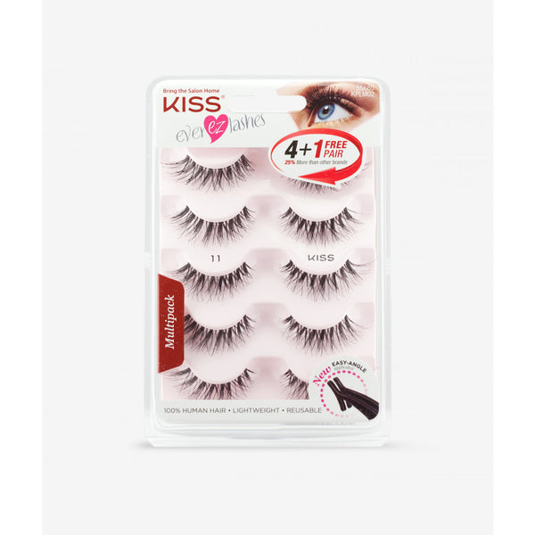 KISS - Ever Ez Lash Multipack - 11 (KPLM02)