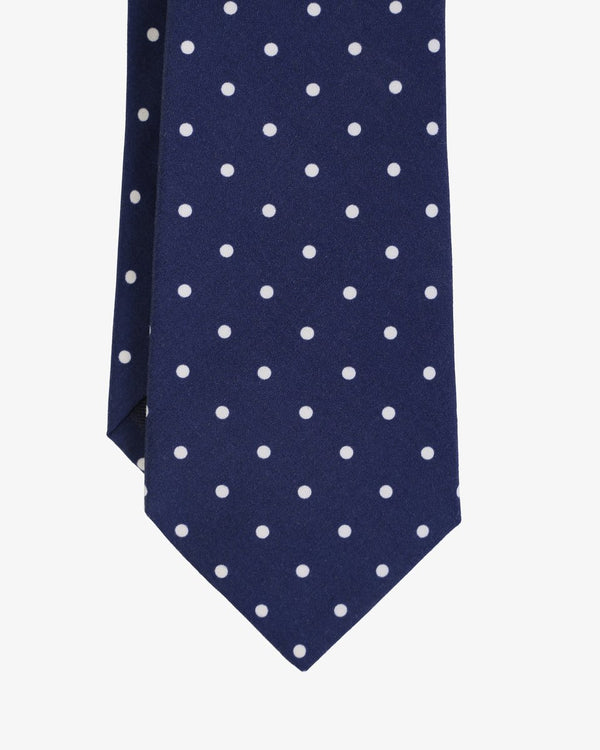 COLOR DOTS TIE