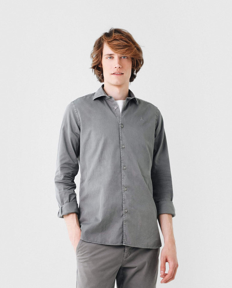 CAMISA ALGODÓN REGULAR FIT