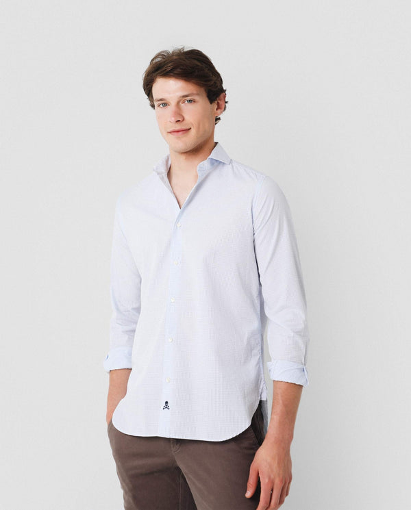 CAMISA VESTIR REGULAR FIT