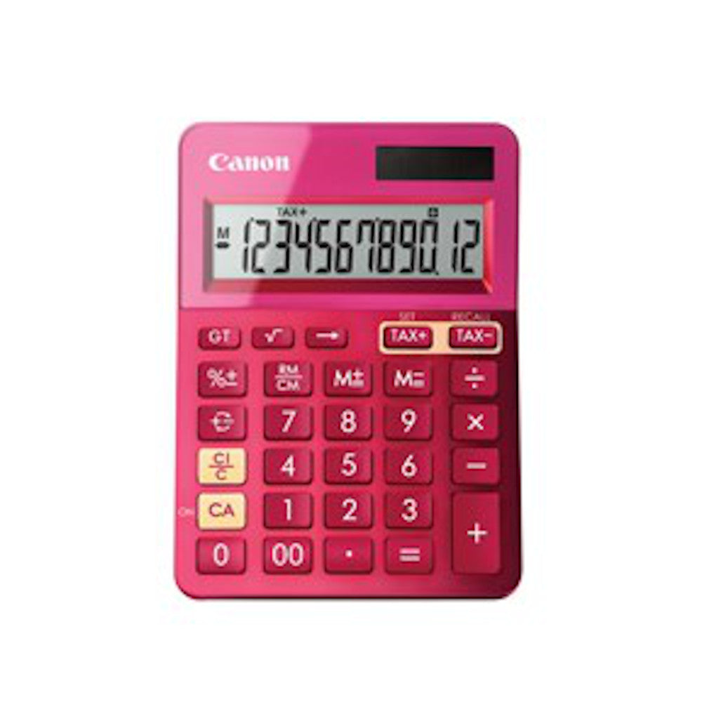 Canon LS-100K-MPK mini lommeregner pink (Canon)