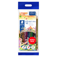 Staedtler Farveblyant Noris value pack 14 stk