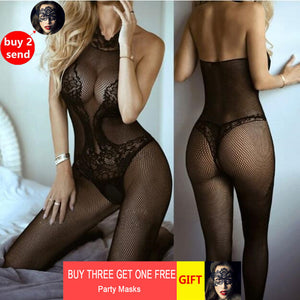 Open image in slideshow, New Sexy Lingerie Porno Erotic Langerie Sexy Underwear Lenceria Femenina Transparent Plus Size Women Lingerie Sexy Costumes