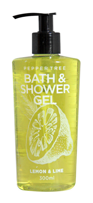 Fruity Bath & Shower Gel - Lemon & Lime