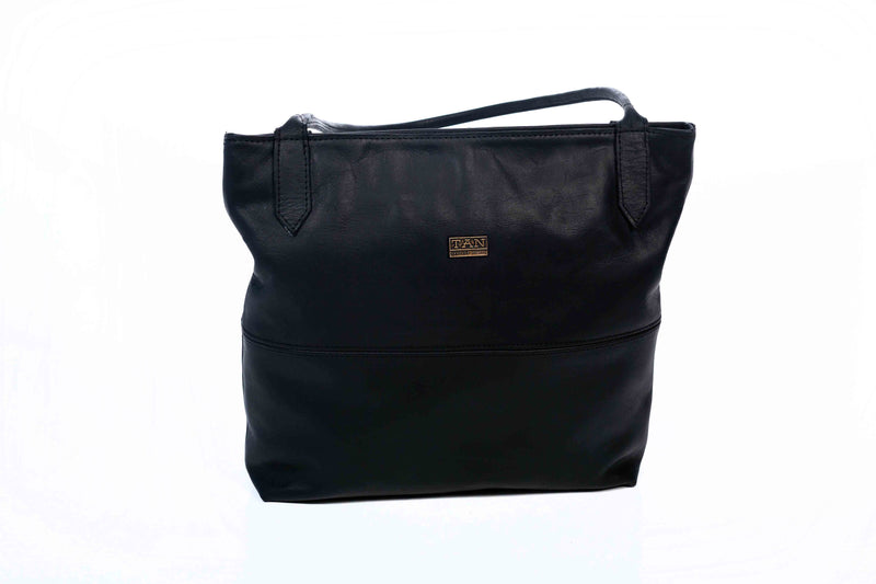 Ashley Leather Handbag