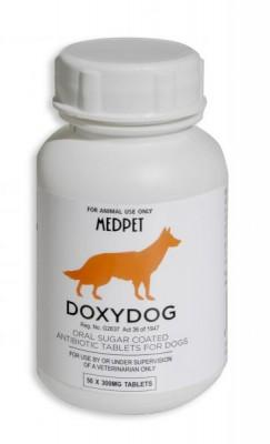 DOXYDOG 300MG (50) (ORANGE)