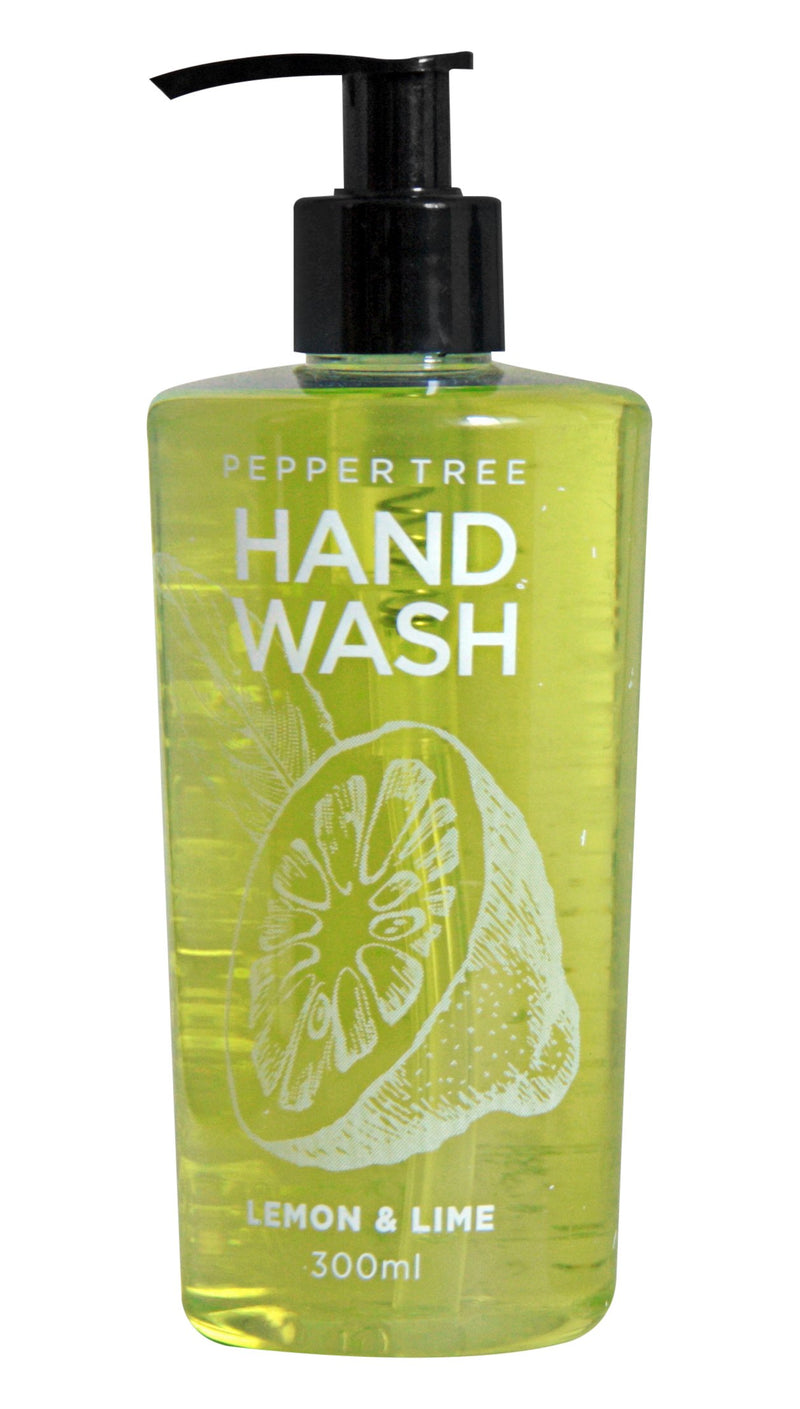 Fruity Hand Wash - Lemon & Lime