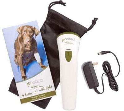 PHOTIZO VETCARE LED light therapy device. This product is only available for South African customers.