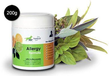 THE HERBAL PET - ALLERGY FORMULA