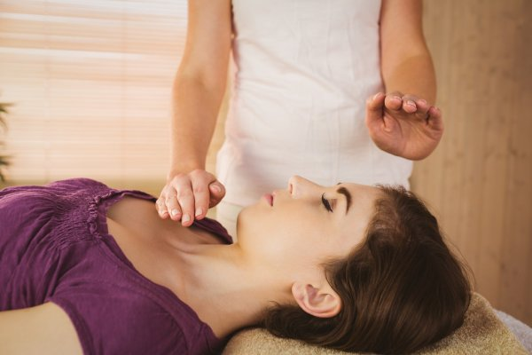 1 Hour In Person Reiki Session