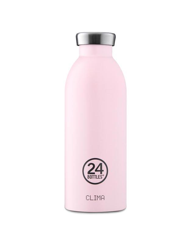 24 Bottles Clima Insulated Bottle 500ml Candy Pink