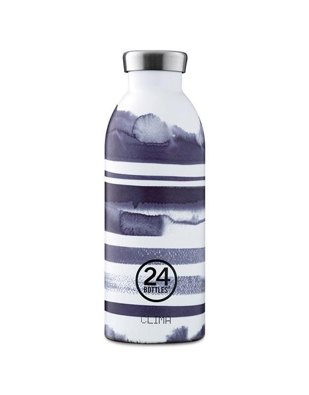 24 Bottles Clima Insulated Bottle 500ml Stripes