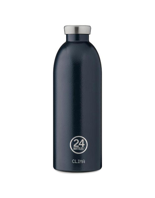 24 Bottles Clima Insulated Bottle 850ml Deep Blue