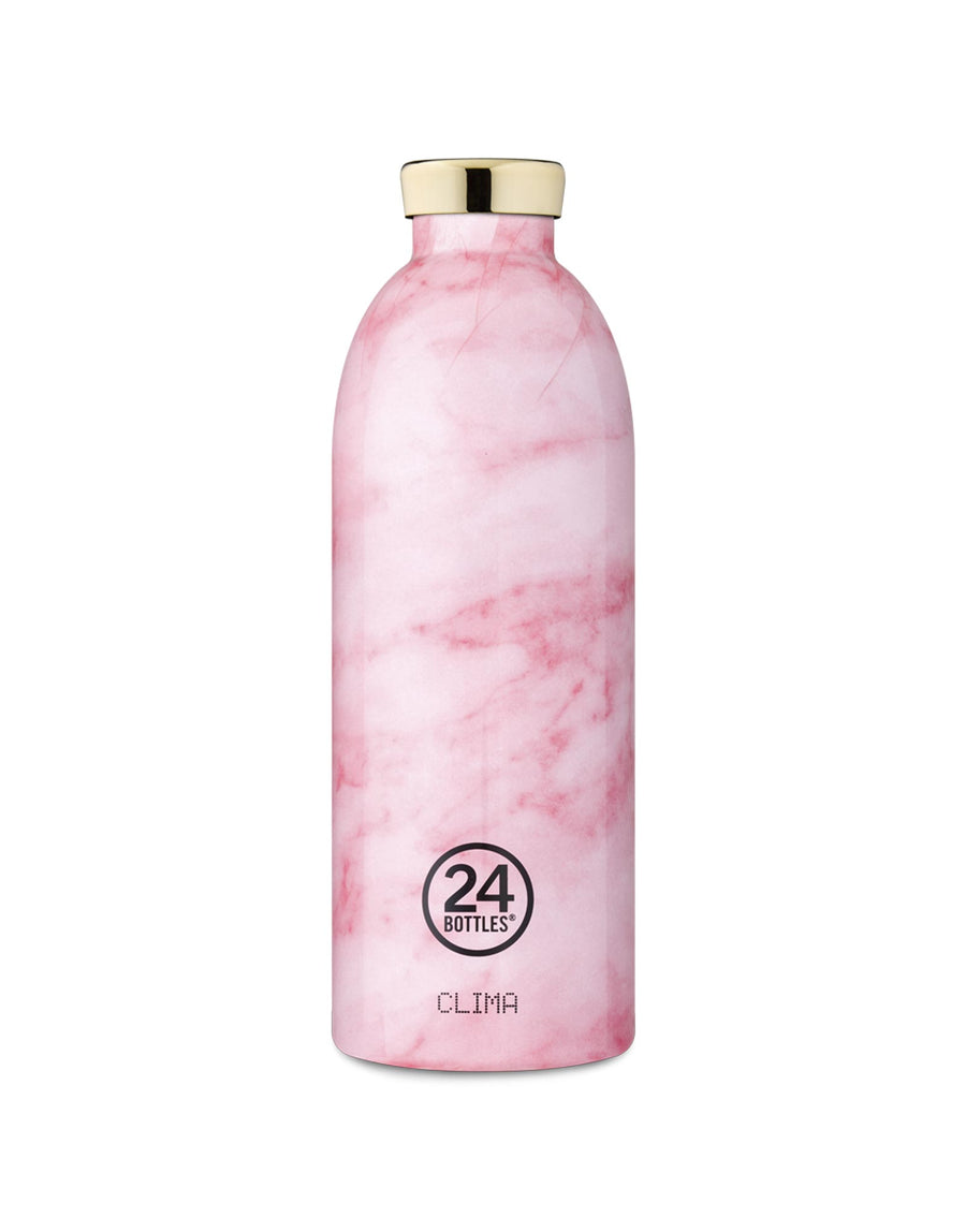 24 Bottles Clima Insulated Bottle 850ml Pink Marble