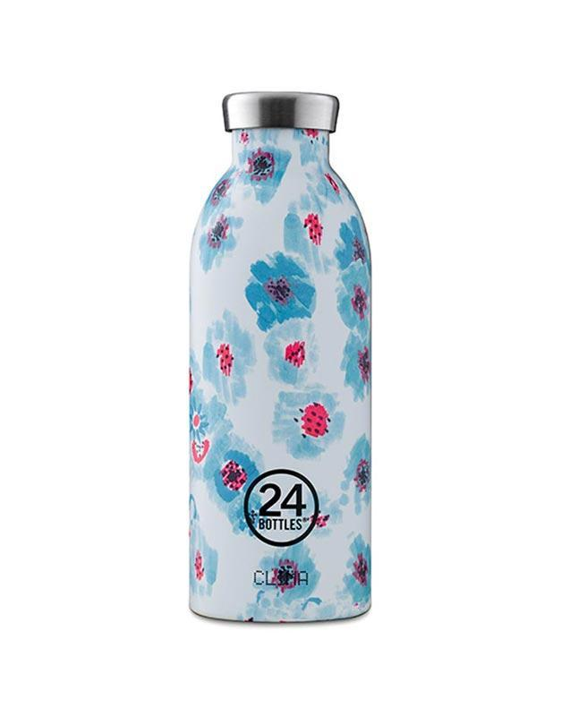 24 Bottles Clima Insulated Bottle 500ml Early Breeze