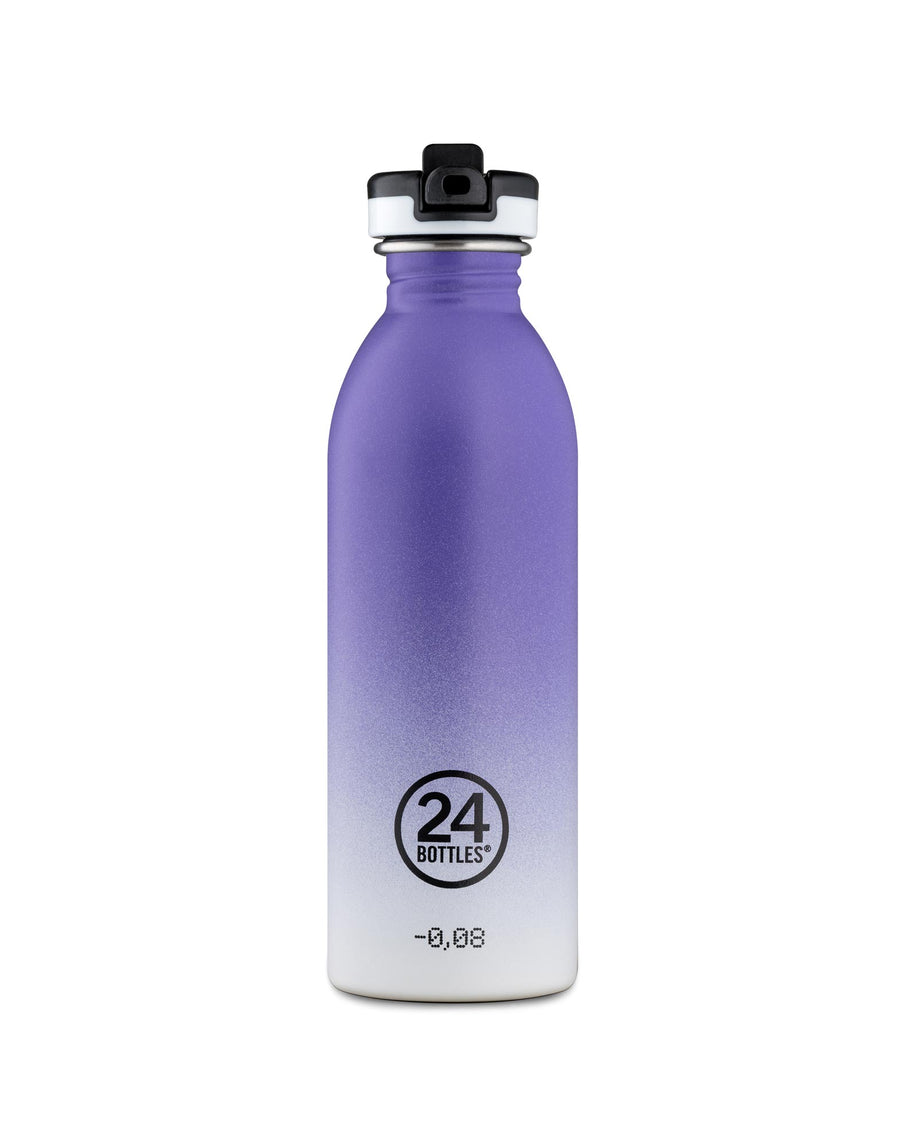 24 Bottles Sports Bottle 500ml Purple Rhythm