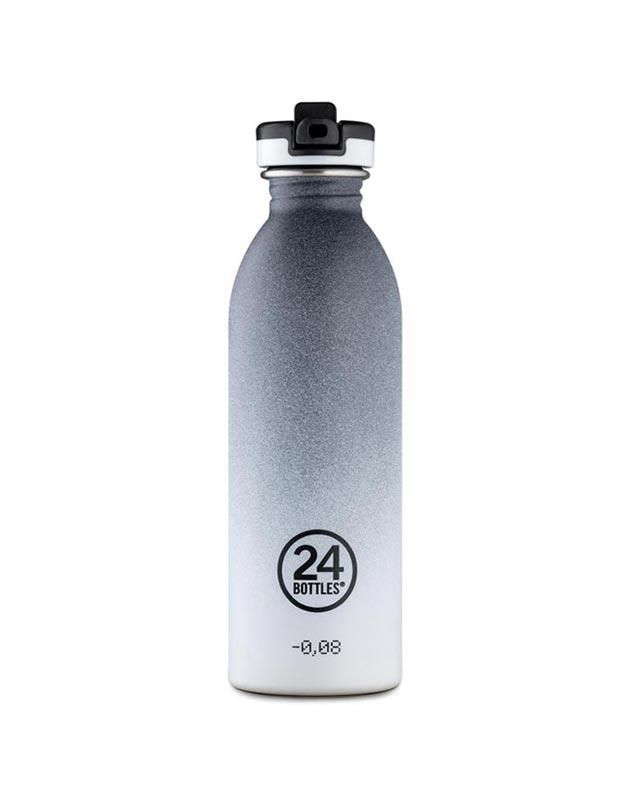 24 Bottles Sports Bottle 500ml Tempo Grey