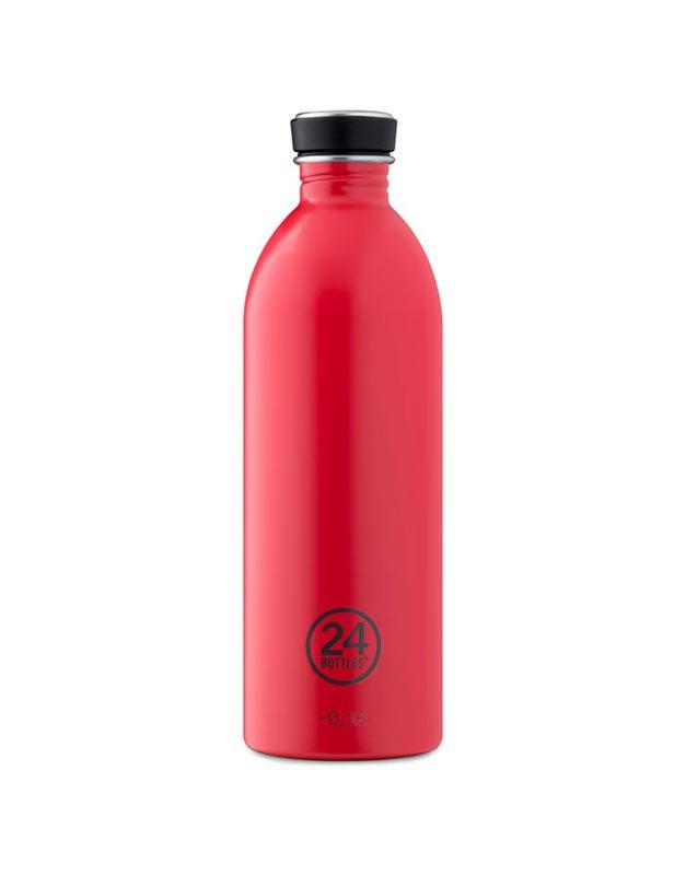 24 Bottles Urban Bottle 1.0L Hot Red