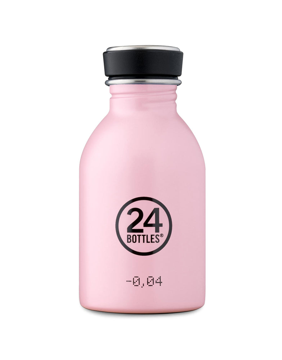 24 Bottles Urban Bottle 250ml Candy Pink