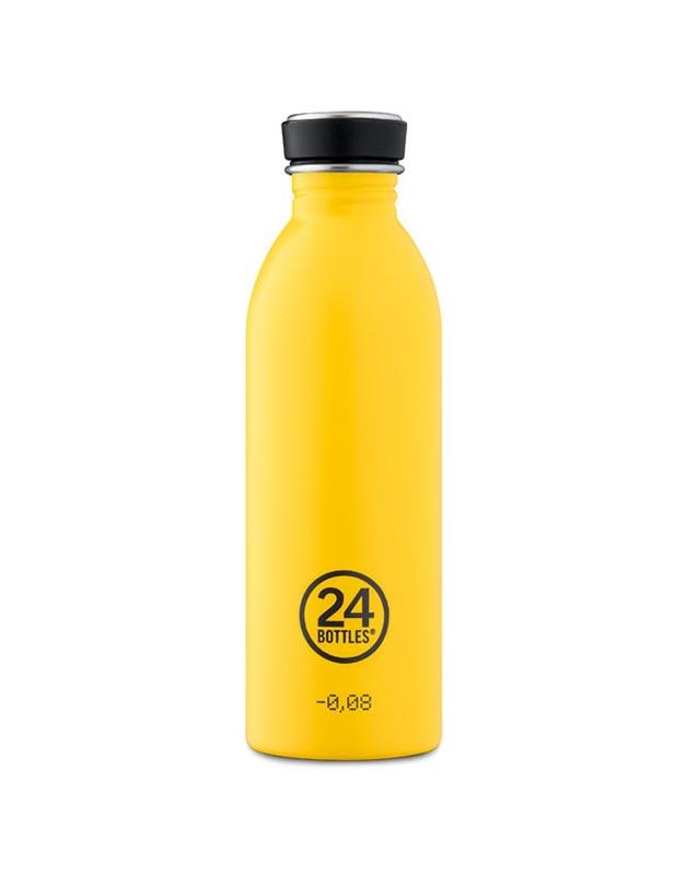 24 Bottles Urban Bottle 500ml Taxi Yellow