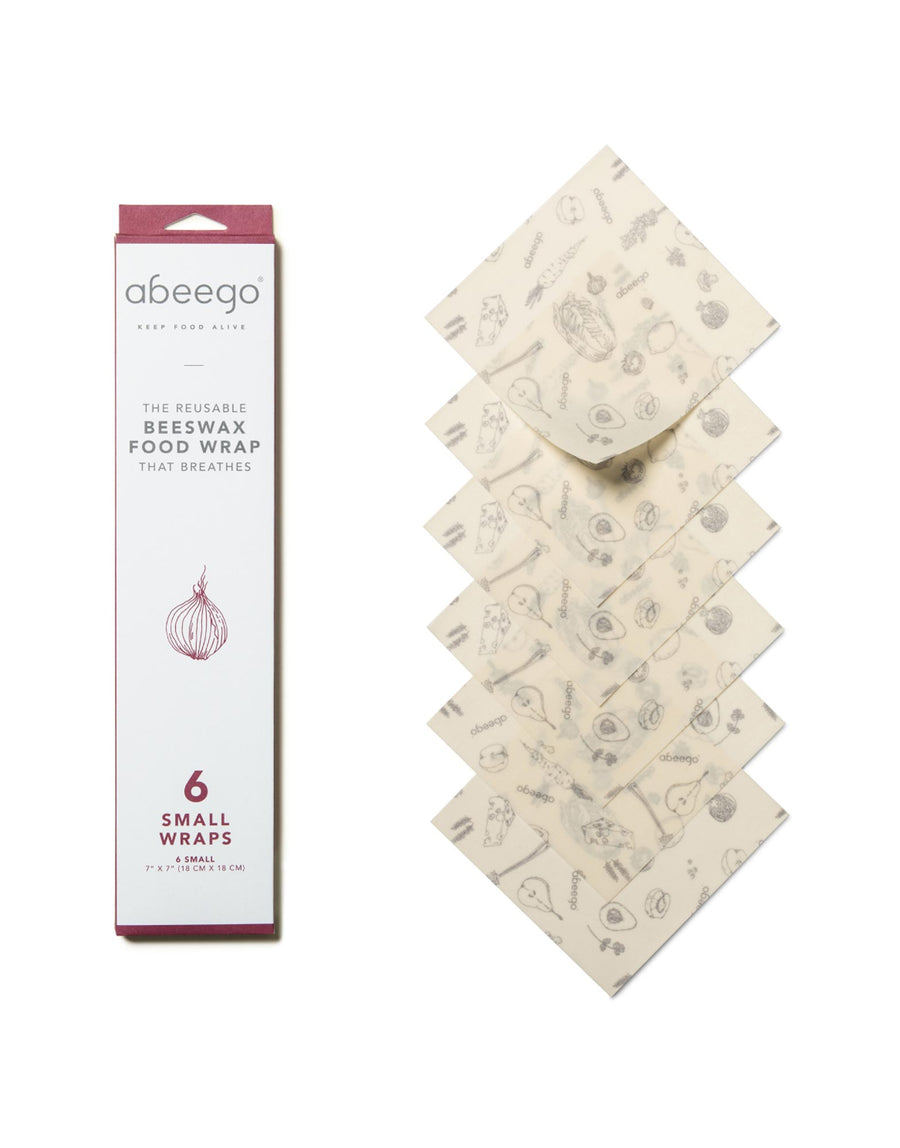 Abeego Small Pack 6 Flats