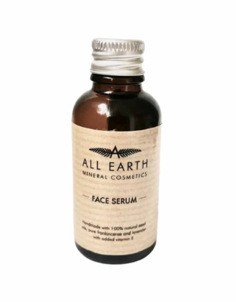All Earth Mineral Cosmetics Face Serum