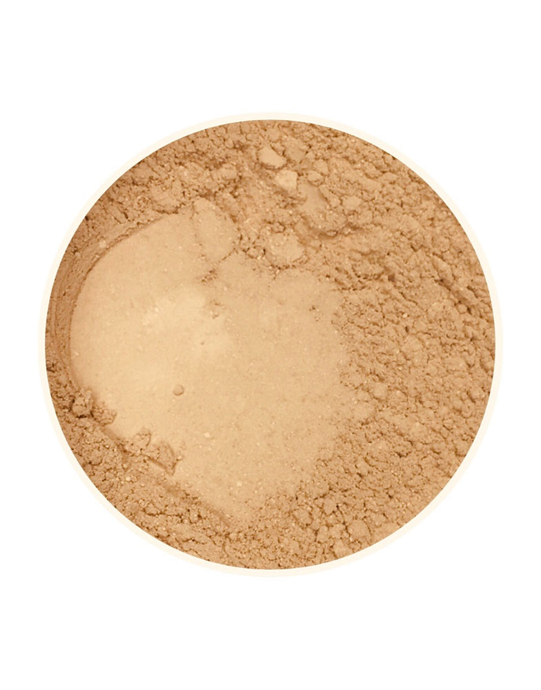 All Earth Mineral Cosmetics Foundation Sample