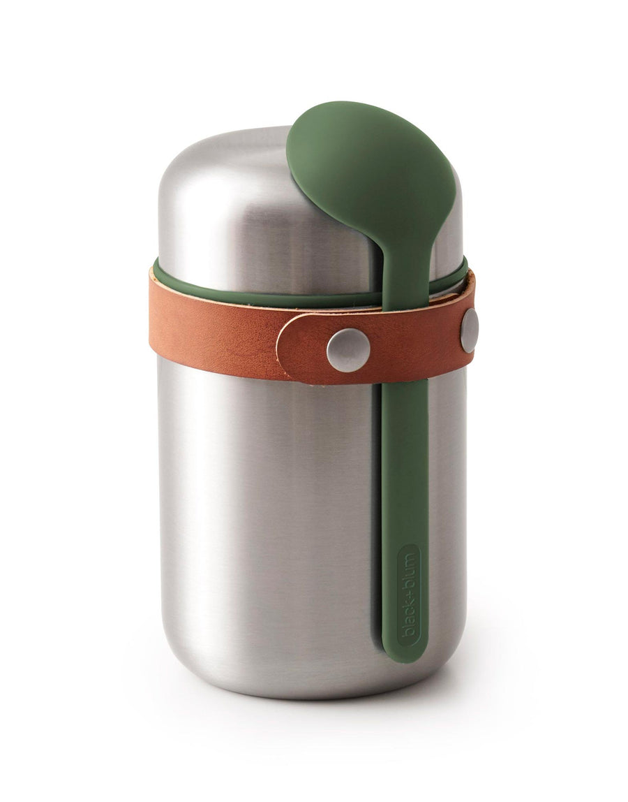 Black + Blum Food Flask Olive