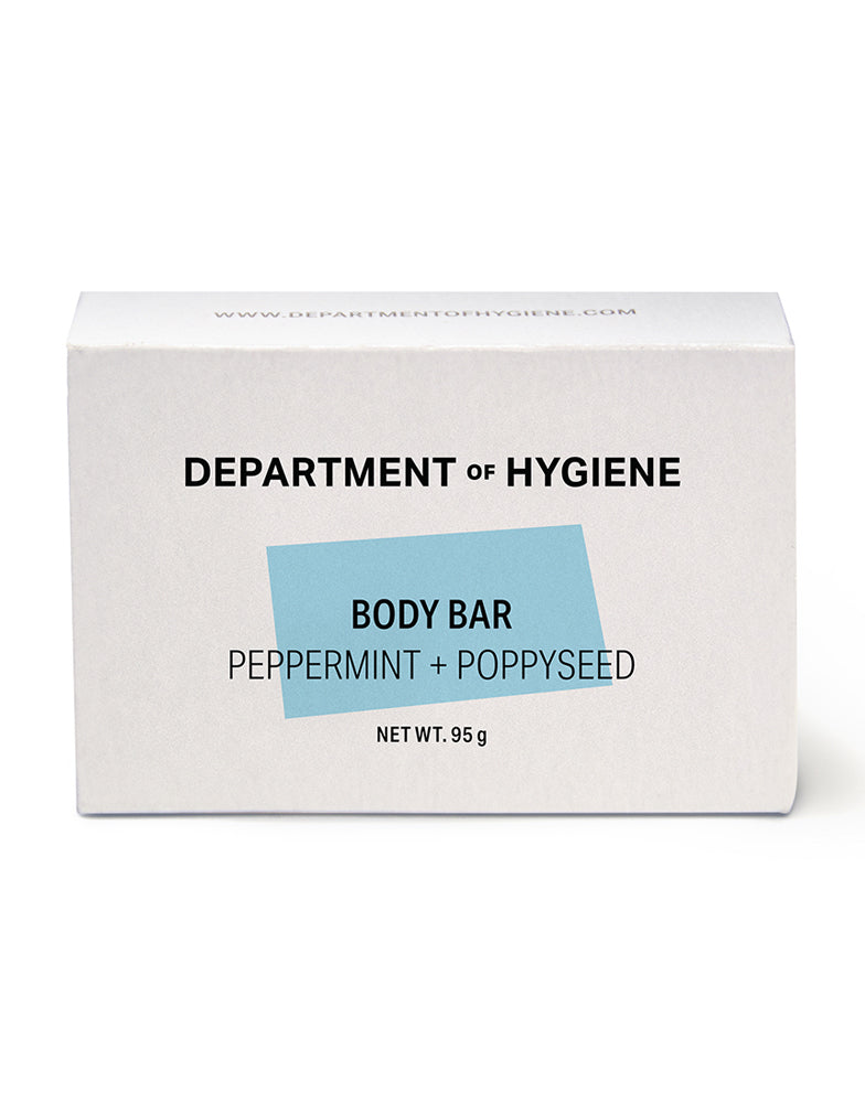 Department of Hygiene Peppermint Body Bar