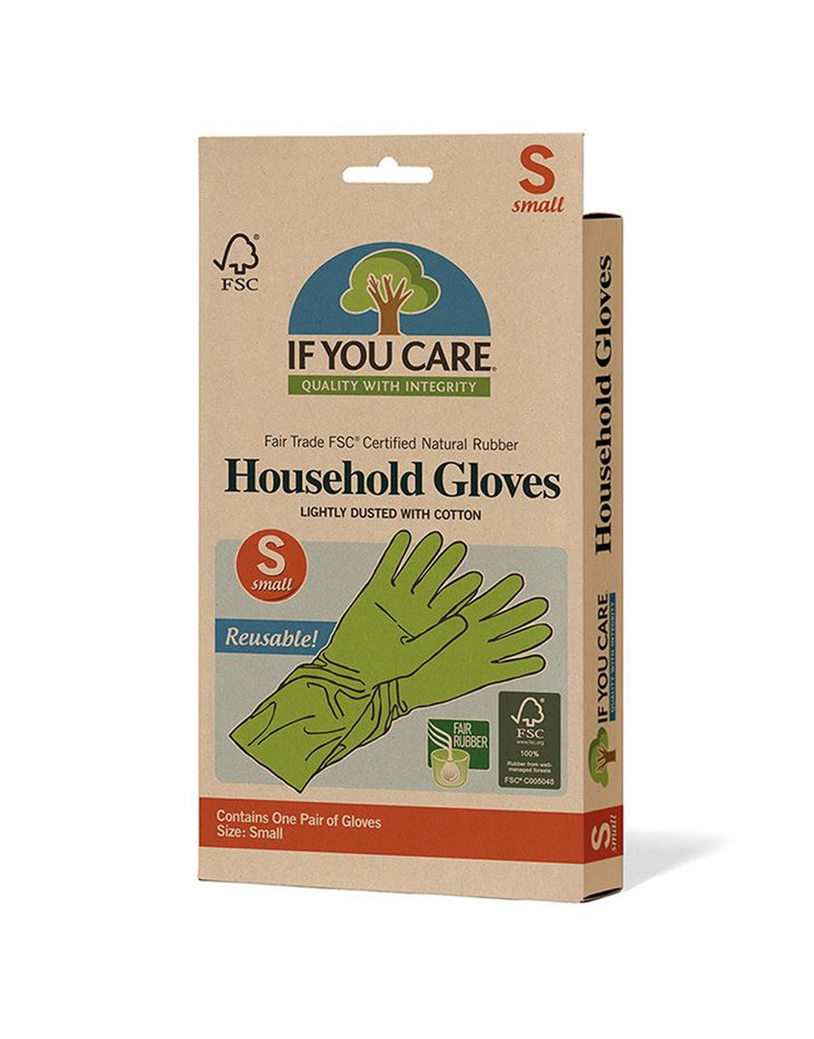 If You Care FSC Certified Fair Rubber Latex Household Gloves