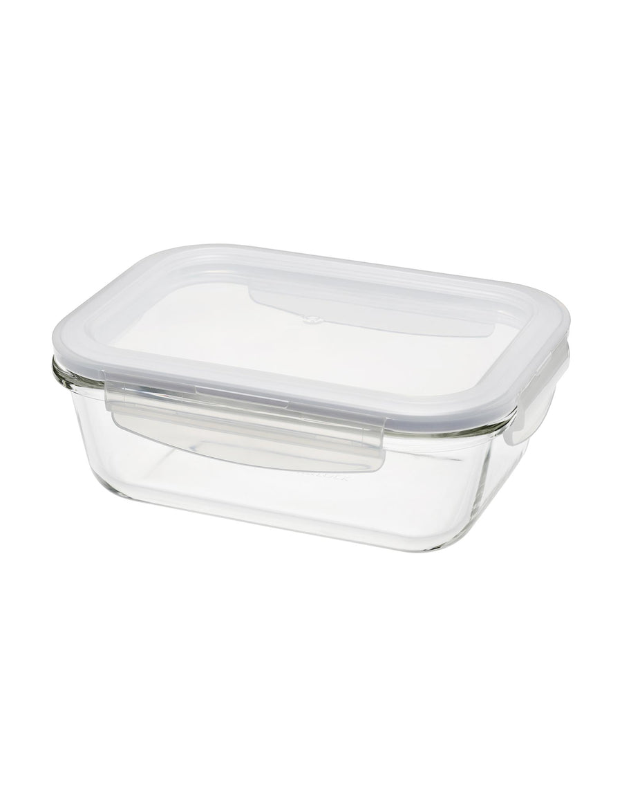 Lock & Lock Rectangular Glass Container