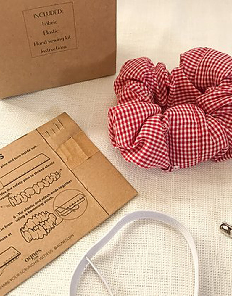 Agnes LDN DIY Scrunchie Kit