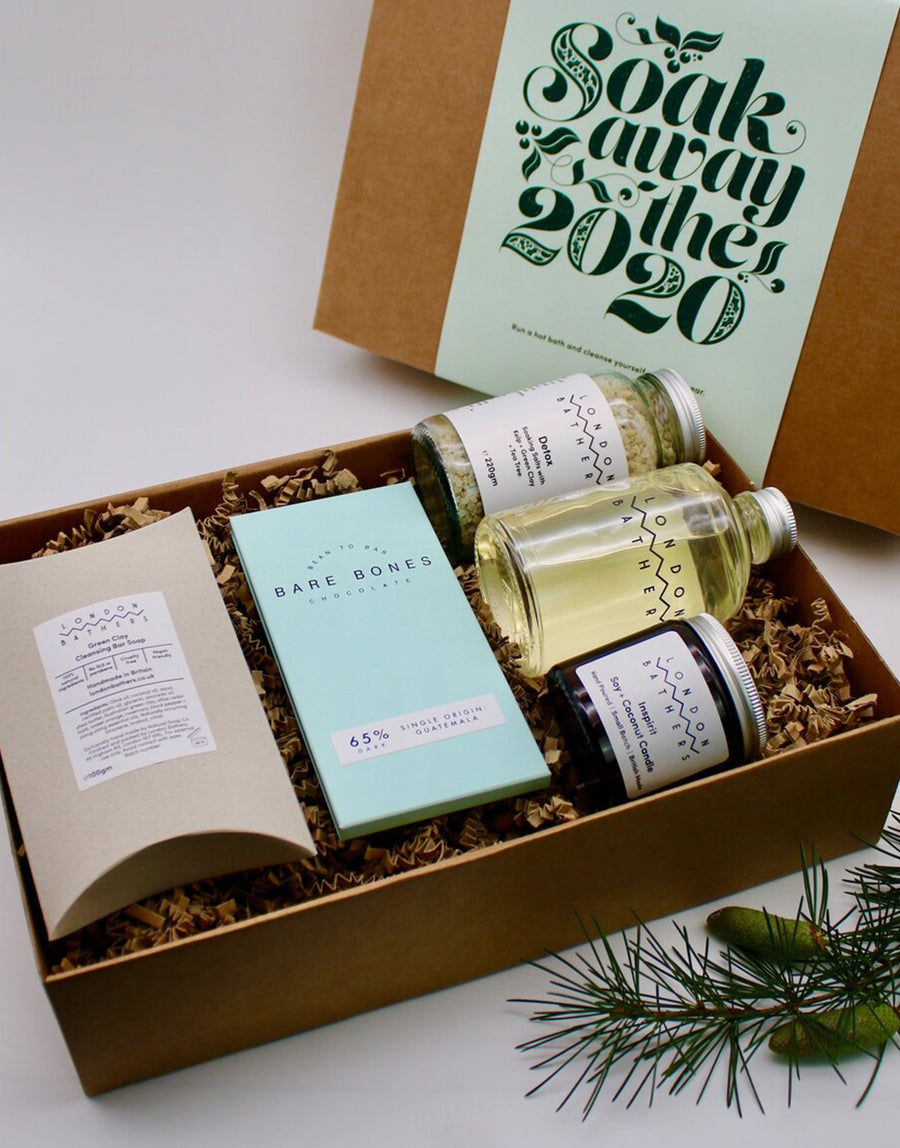London Bathers Soak Away The 2020: Limited Edition Christmas Gift Set